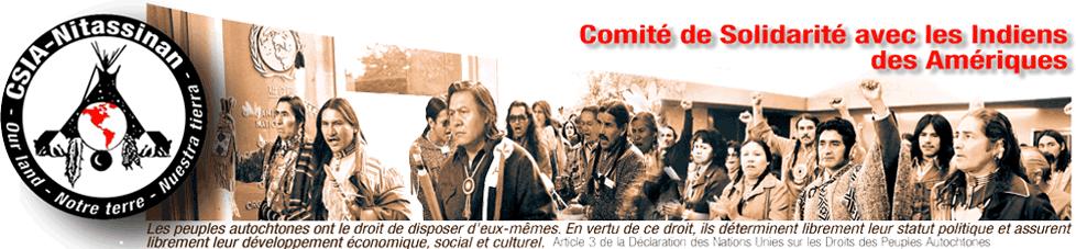 Comité de Solidarité avec les Indiens des Amériques